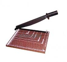 Paper Trimmer with wooden base